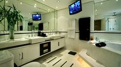 banheiros modernos 2015 - Pesquisa Google