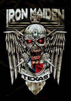 Heavy Metal Rock, Heavy Metal Bands, Rock Posters, Band Posters, Bruce Dickinson, Arte Heavy Metal, Iron Maiden Cover, Iron Maiden Mascot, Rock Festival