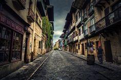 Ruas de hondarribia by alfonso maseda varela on 500px