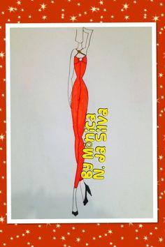 Da série : Inspirado nas obras de Joan Miró .