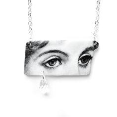 Crystal Tears Necklace