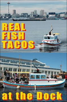 Seattle Taco Boat