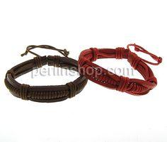 Lederband Armband