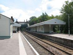 Eridge Railway Station (ERI) in Bridge Green