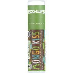 Mongo Kiss Display Center - Lip Balm - Organic - Eco Lips - Peppermint - .25 oz - case of 15 - Fair Trade Certified Certified Organic. Exotic Mongongo Oil with Peppermint Essential OilLip balm with a kiss of bliss!  Mongo Kiss lip balms feature certified organic ingredients and Fair Trade Certified Cocoa Butter infused with Mongongo Oil a nutrientrich oil from Zambia Africa.Used for centuries by the !Kung bushmen of the Kalahari to cleanse and moisturize their skin Mongongo Oil is high in…