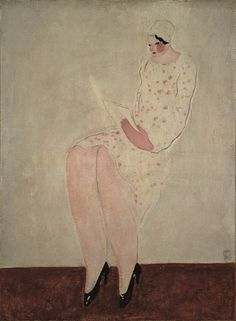 Painter Sanyu (Chinese-French: 1901–1966) | or San Yu or Chang Yu | Works