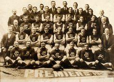 Celebrating the Carlton Football Club's 16 Premierships. Carlton Afl, Carlton Football Club, Club 16, Challenge Cup, Australian Football, Go Blue, Sweet 16, Melbourne, Bridge