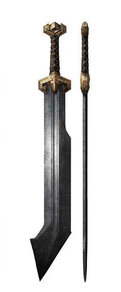 Dwarf sword