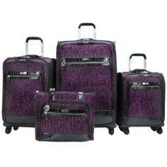 Ricardo® Beverly Hills Serengeti Spinner Luggage Collection  found at @JCPenney