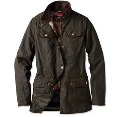 Barbour® Women's Morris Utility Jacket