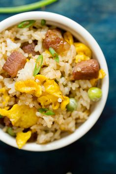 Roasted Pork Fried Rice