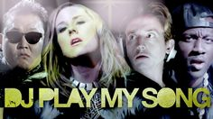 DJ Play My Song (NO, LEAVE ME ALONE) - This literally had me in stitches. SO FUNNY.