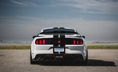 2016 Ford Mustang Shelby GT350R Exterior Rear View #7858 | Cars Performance, Reviews, and Test Drive