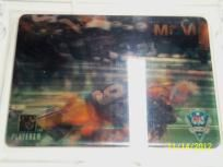 1 - 1997 Movo Motion Vision With 5 Actual Seconds Of Game Film On it! Football Trading Cards, Baseball Cards, Film, Games, Sports, Movie, Hs Sports, Film Stock, Sport