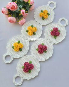 Crochet Earrings, Diy, Jewelry, Roses, Jewlery, Bricolage, Jewerly, Schmuck, Do It Yourself