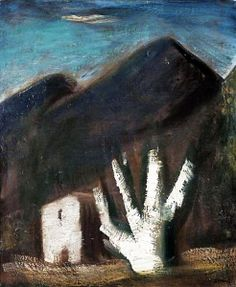 Mario Sironi - L'albero, 1930