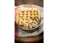 Lady and Sons Chicken Pot Pie