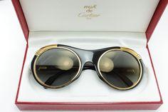 Vintage  Cartier Diabolo lunettes de soleil par LoveChristines, $10000.00