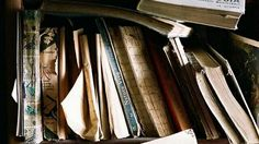 ♡brown aesthetic♡//old books and pages//