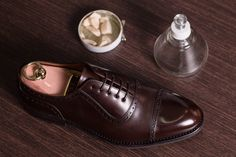 Adelaides and SAPHIR Shoe Care  https://patine.shoes