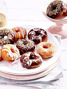 Homemade Donuts - wir zeigen, wie's geht!