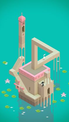 Theres always a way / #MonumentValley iOS #Game by ustwo