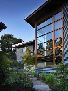 Leschi Residence / Adams Mohler Ghillino Architects