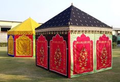 Wish to buy all these beautiful tents