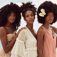 """Beautiful Black women photography by"""" nianganiang"""