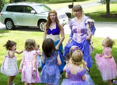 More fun games to play on a great day for a Princess Party  www.premierprincessparties.com  #princess parties #Disne