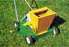 DIY Compost shredder from recycled lawn mower!