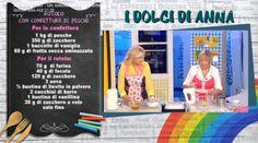 Dolci dopo il tiggì: La ricetta del rotolo con confettura di pesche di Anna Moroni