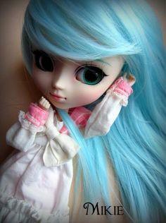Miku Pullip Doll Luka | Présentations de mes Dolls ♪♫