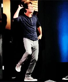 dylan gif…... Pass it on GUYS!!!! #teenwolf #dylanobriendancing