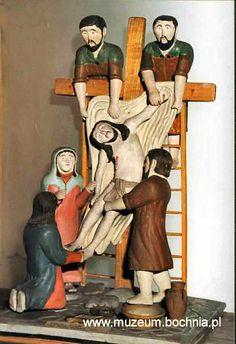 rzeźba ludowa, Muzeum w Bochni