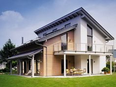 Musterhaus in 64401 gro bieberau musterh user pinterest for Modular haus deutschland