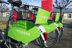 Switzerland - Lausanne - Velopass (280 bikes)