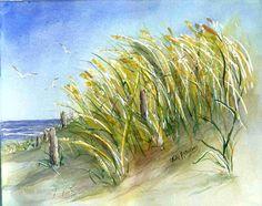 Landscape Painting- Beach
