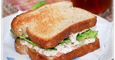 Filipino Style Chicken Sandwich Spread, Filipino Recipes, Pinoy Recipes, Pinay in Texas