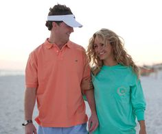 Southern Marsh Collection — The Keller Cut Polo from Southern Marsh.  $59.00