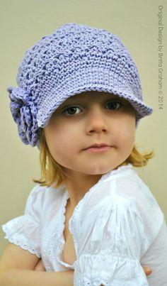 https://www.etsy.com/es/listing/154226097/newsboy-hat-pattern-in-7-sizes-no408