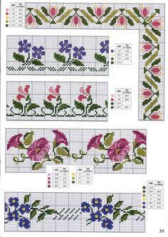 Thrilling Designing Your Own Cross Stitch Embroidery Patterns Ideas. Exhilarating Designing Your Own Cross Stitch Embroidery Patterns Ideas. Cross Stitch Bookmarks, Cross Stitch Borders, Cross Stitch Flowers, Counted Cross Stitch Patterns, Cross Stitch Charts, Cross Stitch Designs, Cross Stitching, Cross Stitch Embroidery, Loom Beading