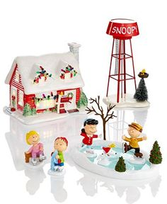 Peppermint Patty's Pet Palace - Peanuts Village - Dept 56 ...