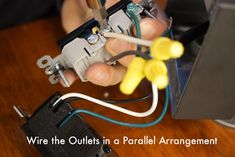 The Anywhere Outlet : 7 Steps (with Pictures) - Instructables Electrical Wiring Outlets, Conduit Box, Best Desk Lamp, Lamp Light, Pictures, Diy, Robot, Lamps, Lights