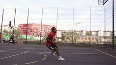 Playin Berlin: Streetball in Berlin (Streetball-Dokumentation)