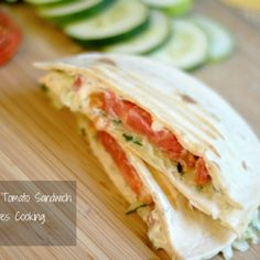 Cucumber Tomato Sandwich       t Share 'Email   ZipThis                       +     %Add to List       c