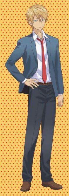 Nanashima Me Anime, Anime Kiss, Kawaii Anime, Anime Manga, Kiss Him Not Me, Best Animes Ever, Kissing Him, Ensemble Stars, I Wallpaper