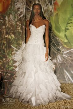 jenny lee wedding dresses spring 2012