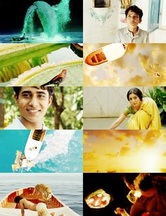 The Life Of Pi such a beautiful movie