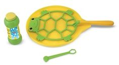 Melissa & Doug Tootle Turtle Bubble Set $12.98 - from Well.ca
